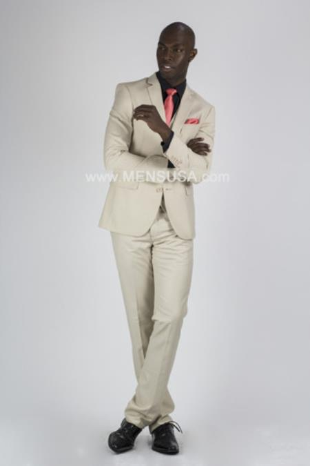 2 Button Style Suit