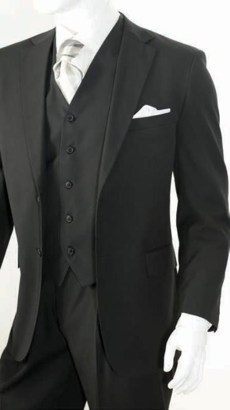 3 Piece Classic Suit