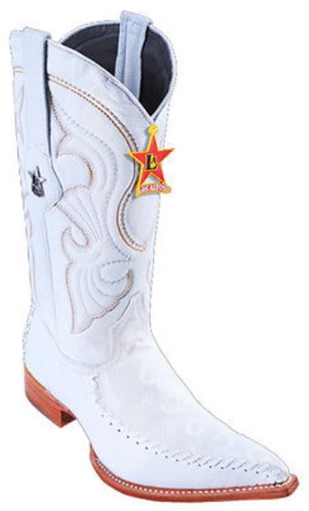 f494270a5e8 Wh Dimond Western Cowboy Boot Bota Piton Horma Chihuahua Negro