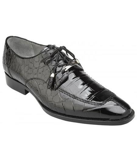 Mens Tassel Laces Genuine