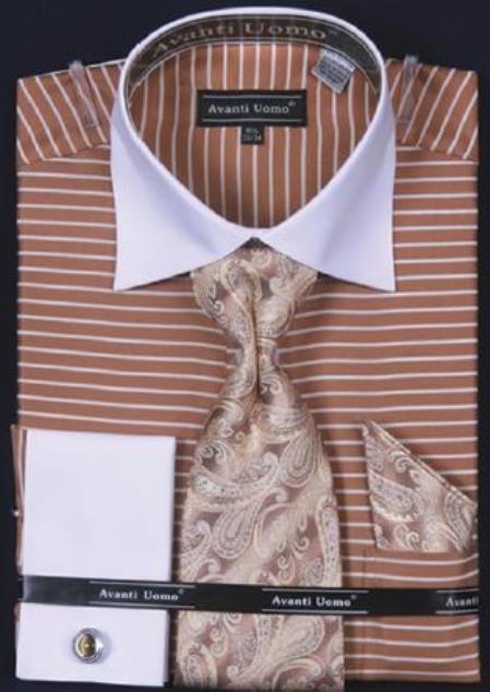 Uomo Tan khaki Color