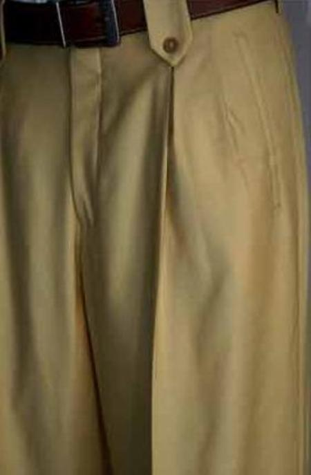 Product# BGE7918 Beige Wide Leg 1920s 40s Fashion Clothing Look ! Pants