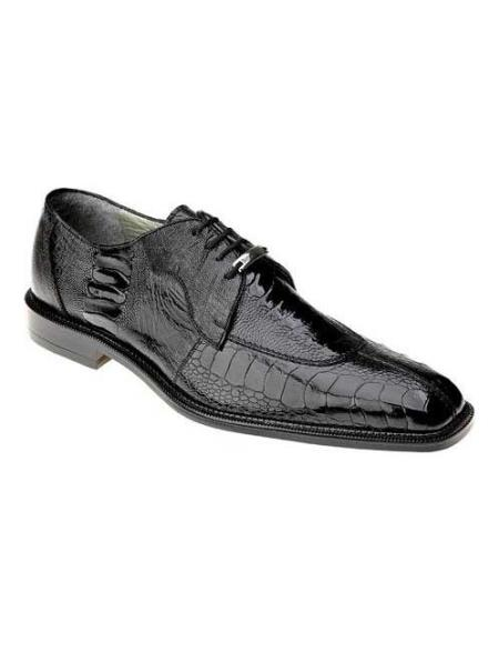 Product#KA1789 Belvedere attire brand Siena - Liquid Jet Black