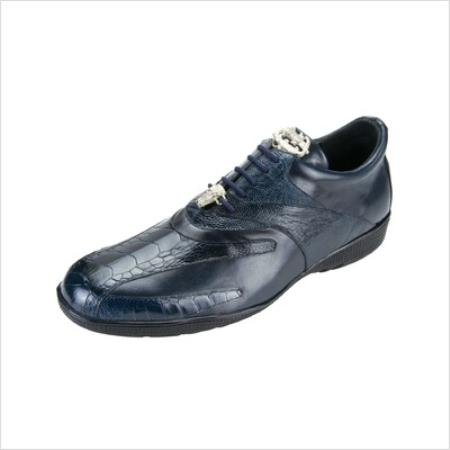 Product# DM2929 Belvedere attire brand Bene Sneakers in Navy