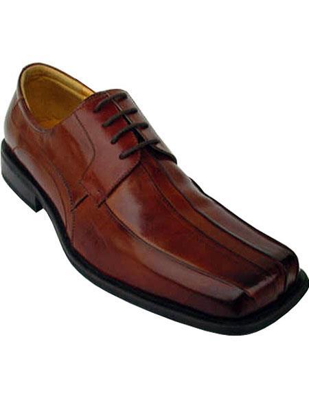 Mens Stylish Oxford Leather