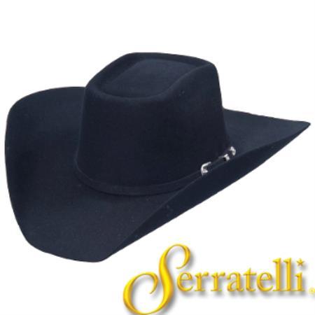 Serratelli Hat Company_3x Western