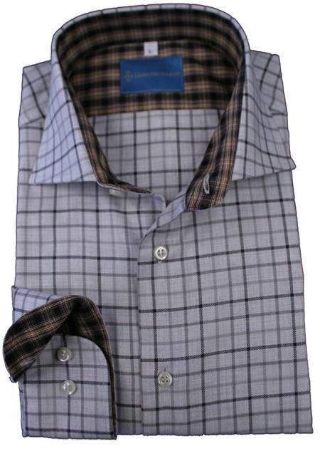 Cotton L/S Shirt Liquid