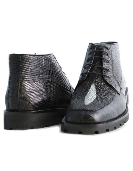 Mens Los Altos Black
