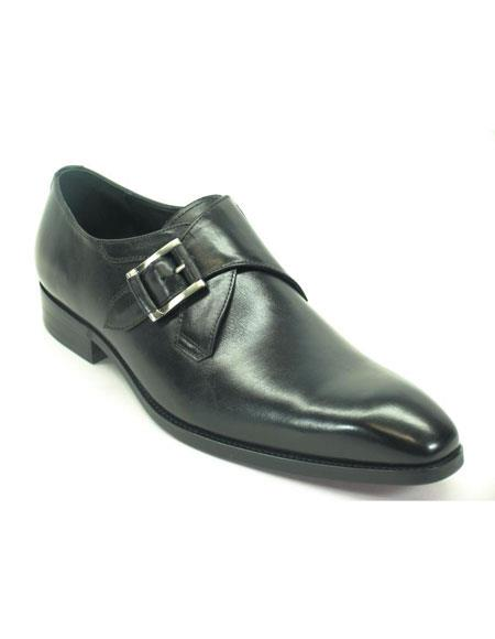 Mens Carrucci Fashionable Black