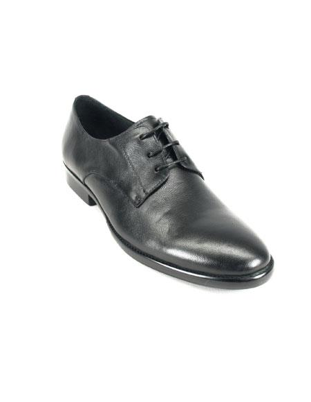Mens Carrucci Soft Leather