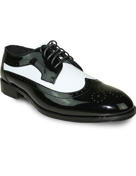 Mens Two Tone Oxford