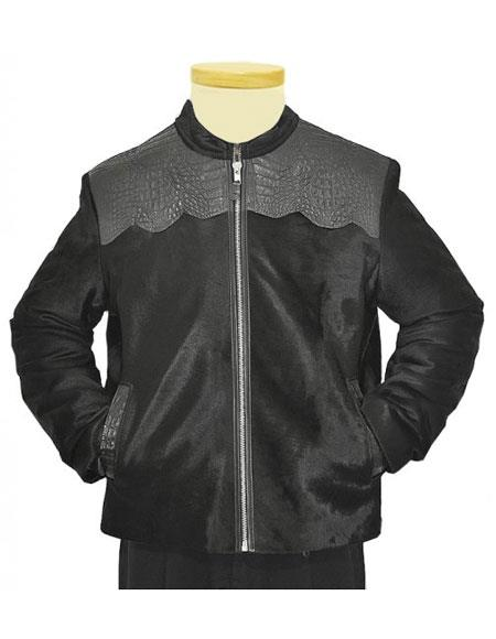G-Gator Mens Black Zipper