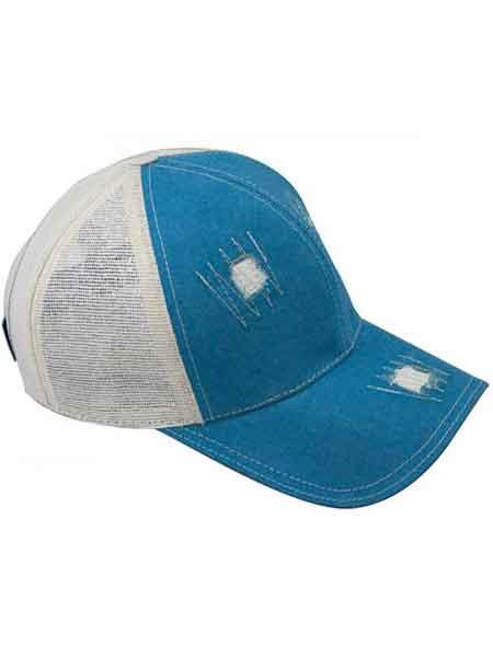 Genuine Blue/Off White Baseball