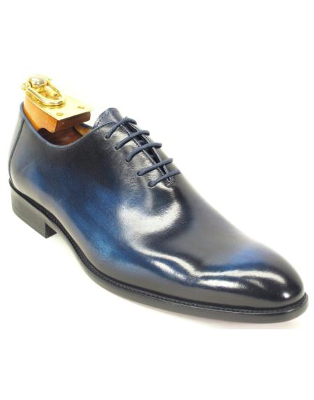 Carrucci Mens Laceup Style