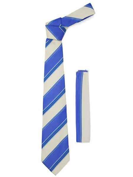 Microfiber Fashionable Striped NeckTie