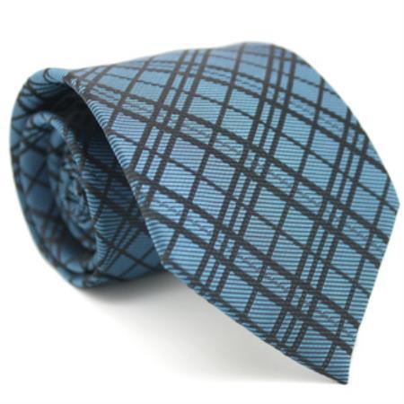 Slim narrow Style Blue