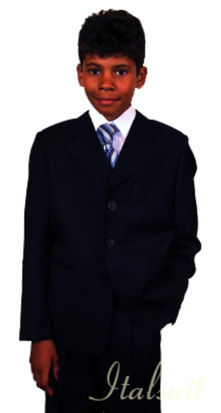 Product# MK7978 Superior Fabric 150's Italian Superior Fabric fine Wool Fabric feel poly~rayon Liquid Jet Black Boys And Men Suit For Kids