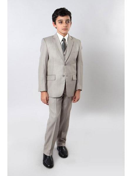 Boys Notch Lapel 5