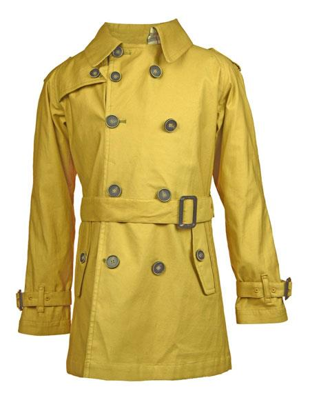 Product# JSM-6656 Boys ~ Children ~ Kids Toddler Outerwear Coat Tan