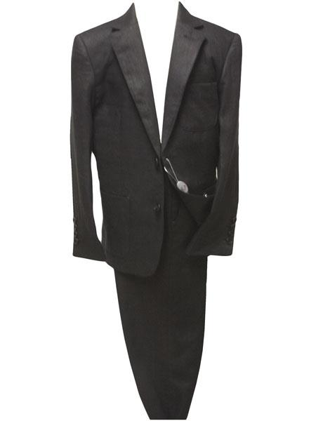 Boys Notch Lapel 2