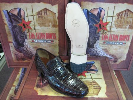 Loafers Genuine brown color