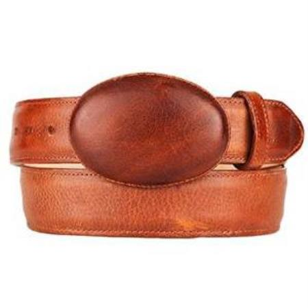 Honey Original Leather Western