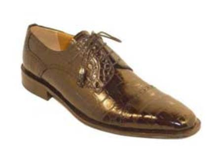 Genuine Alligator skin Shoes