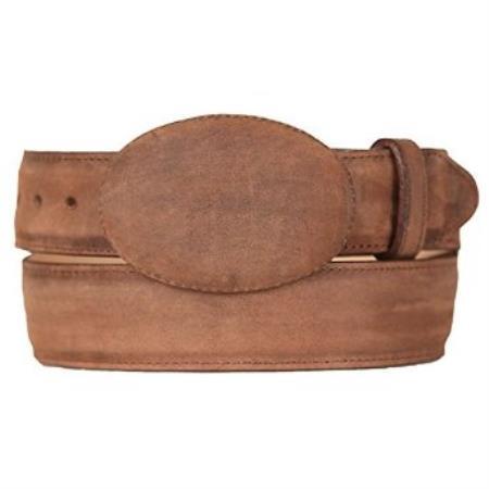 Original Leather Western Style