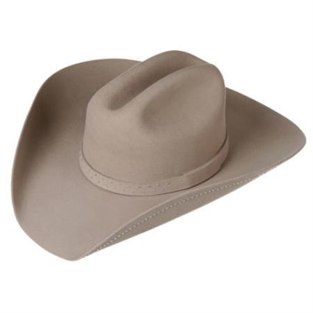 Buck Frost Felt Cowboy