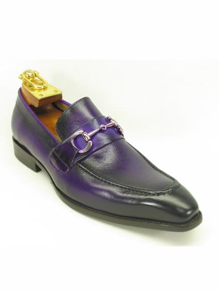 Mens Fashionable Buckle Loafer