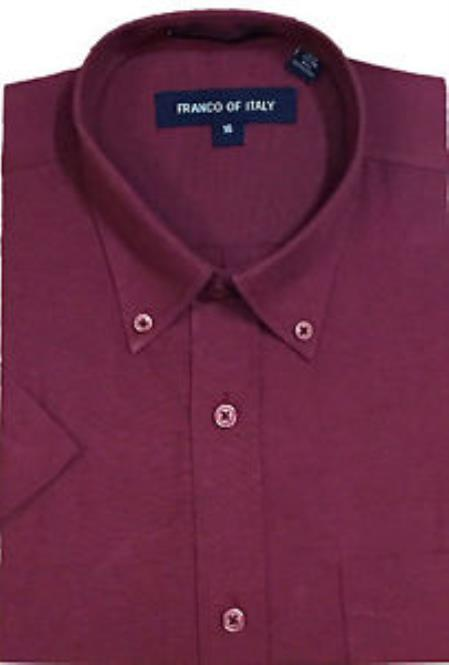 Men's Basic Button Down