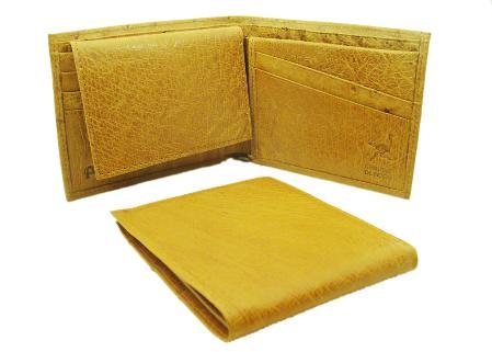 Ostrich Wallet - Buttercup