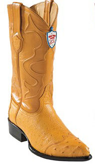 Wild West Buttercup J-Toe