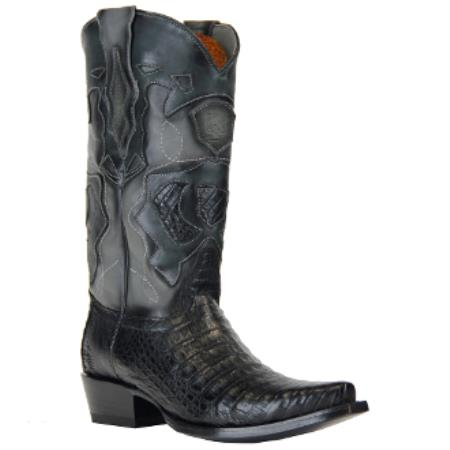 King Exotic Boots Genuine