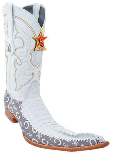 Western Cowboy Boots Authentic