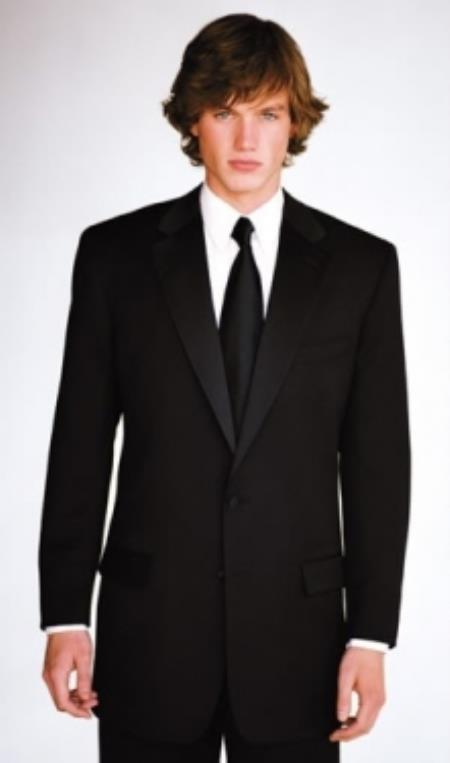 Product# PV-69 Designer Online Sale Wool Fabric Slim Fitted Slim narrow Style Fit Tuxedo Superior Fabric 130's Luxury Wool Fabric Liquid Jet Black