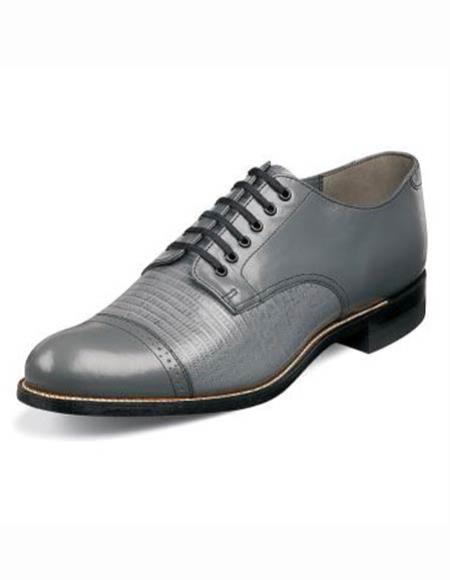 Mens Stacy Adams Grey