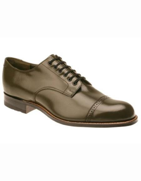 Mens Stacy Adams Olive