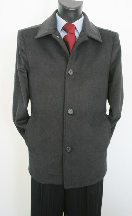 Car Coat Style Dark