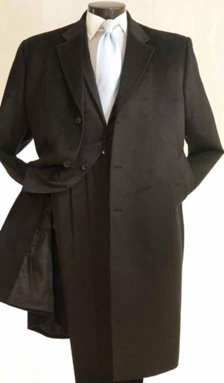 3/4 Length Car Coat