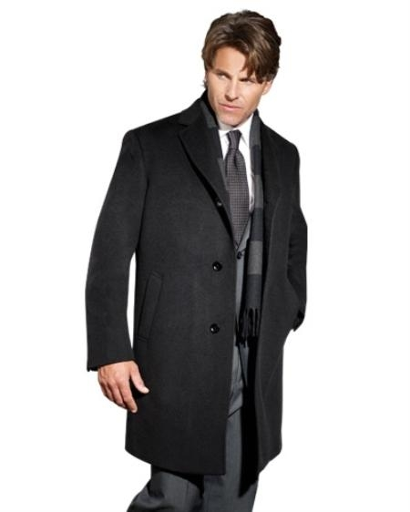 Product# TS3048 90% Wool Fabric Sports Coat Dark Grey Masculine color