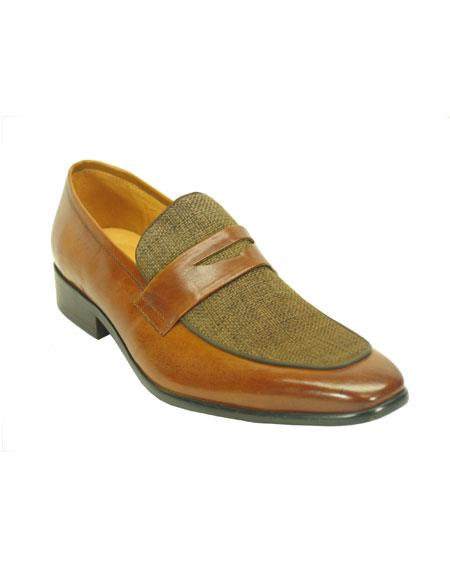 Mens Carrucci Slip On