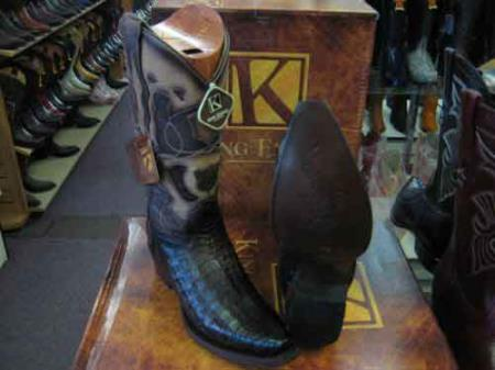 King Exotic Genuine Crocodile