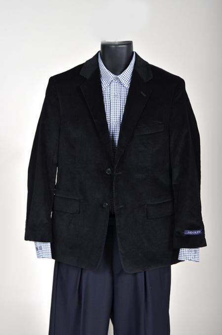 Corduroy Sport Coat- Liquid
