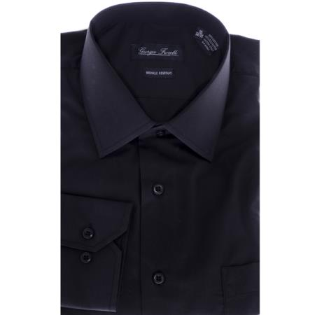 Modern-fit Dress Shirt Liquid