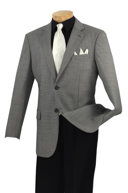 Wool Fabric Sport Coat