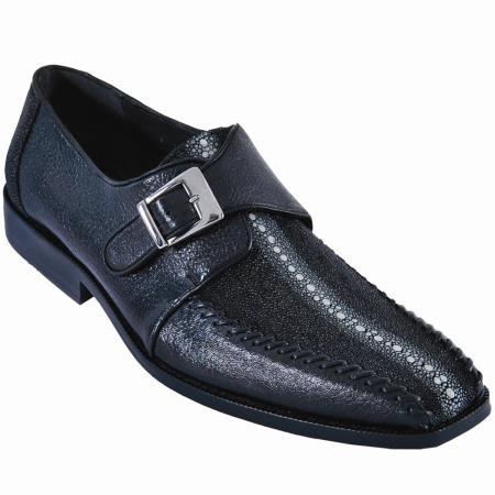 Stingray/Deer Skin Shoe
