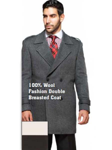 Mens Fashionable 100% Wool
