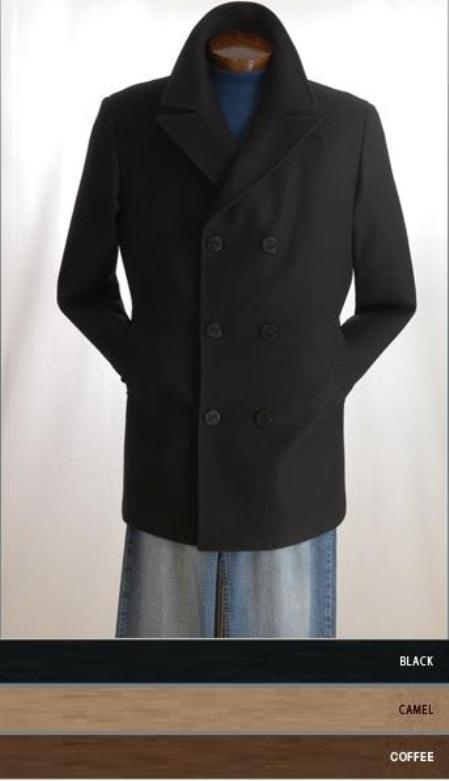 Coat Wool Fabric Blend