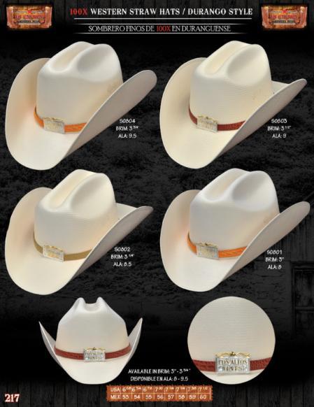 100x Durango Style Western